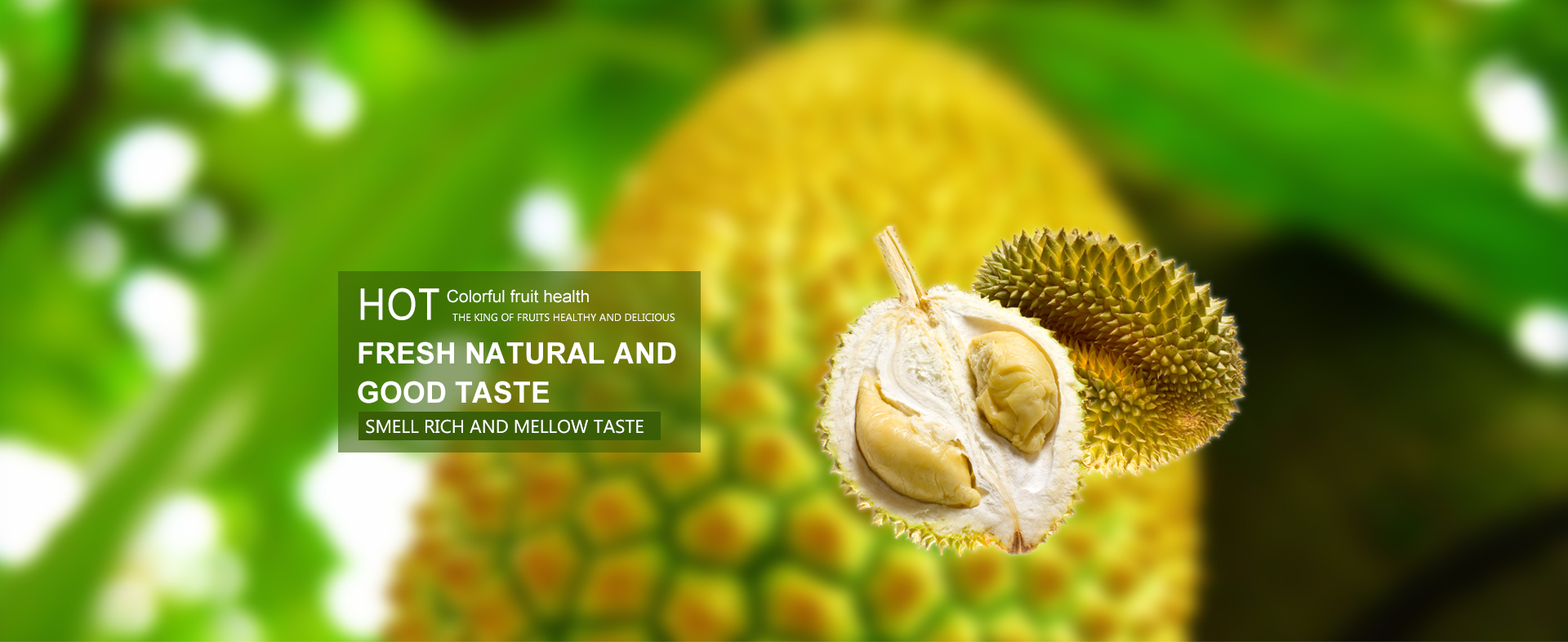 The import of Durian